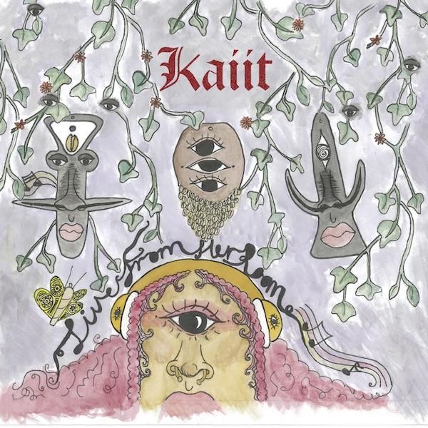 KAIIT<br>Live From Her Room EP